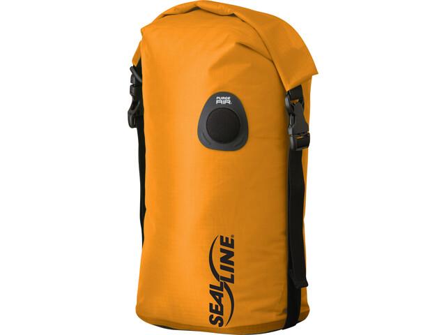 SealLine Bulkhead Compression Dry Bag 10l, orange